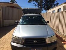 Subaru 2002 backpacker 4WD West Perth Perth City Preview