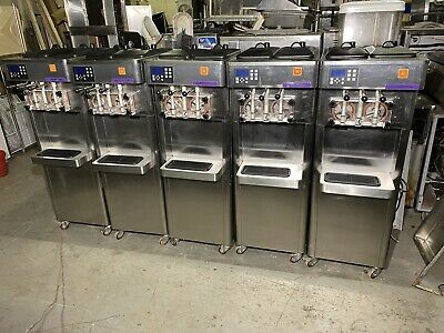 5 Soft Serve Ice Cream Machine Stoelting 1 Ph Water Cooled Refurbished.