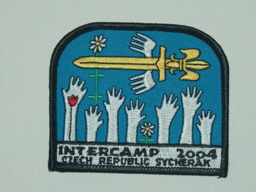 Intercamp 2004 Czech Republic