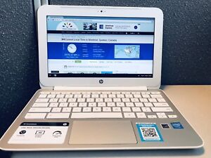 HP Chromebook(not Windows) -Perfect condition.