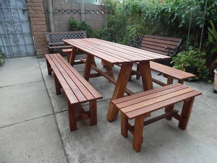Trestle Table With Removable Folding Legs Huge X Outdoor - Huge picnic table