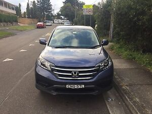 2013 Honda CR-V Wagon *ONE OWNER* IMMACULATE* LOW KILOMETRES* Normanhurst Hornsby Area Preview