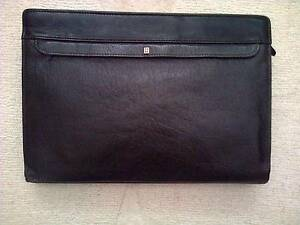 Leather Business/Documents Bag Eastwood Ryde Area Preview