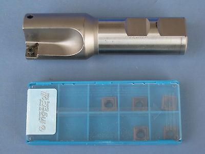WP Bohrer    Ø 32mm    1*D    + 5 WSP    Ingersoll     NEU     1694