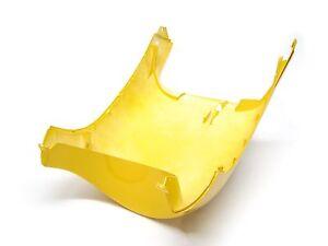 Original-Malaguti-F-10-Los-bajos-Inferior-Suelo-Shield-en-amarillo-ET-06307870