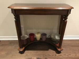 Sofa/ entry table