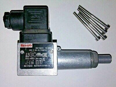 Bosch Rexroth R901186323 Pressure Switch