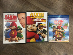 3 Alvin and the Chipmunks movies