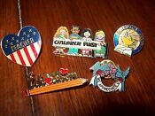 Teacher Pin Lot