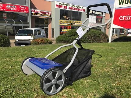 12 MONTHS WARRANTY!!! VICTA ex-demo Lawn Mower with Catcher!!!