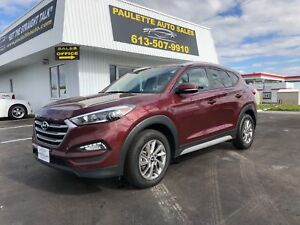 2017 Hyundai Tucson -PREMIUM PACKAGE LOW LOW KM! VIST US TODAY!!