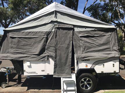 Skamper Kamper dingo Woolooware Sutherland Area Preview
