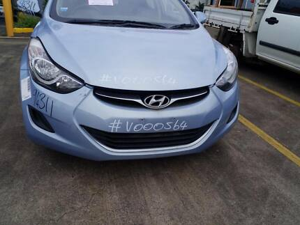HYUNDAI ELANTRA 2012 VEHICLE WRECKING PARTS ## V000564 ## Rocklea Brisbane South West Preview