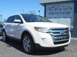 Ford Edge Limited 2012 ***4X4,MAGS,TOIT PANO***