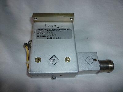Boonton Electronics Model 4323 Microwave Unite
