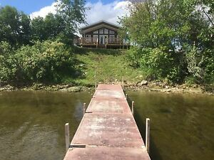 Lake front home for rent