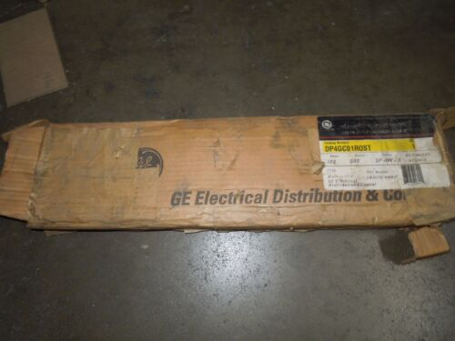 Ge Dp4gc01rost Reverse Fitting Offset Bar End 100a 3ph 4w Dh Flex-a-power Busway