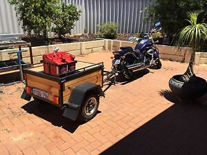 Motorbike trailer Kinross Joondalup Area Preview
