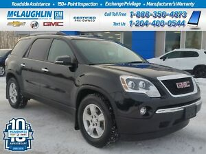 2012 GMC Acadia *Rem St *Htd Seats *Rear View Back Up *Mp3 *AWD
