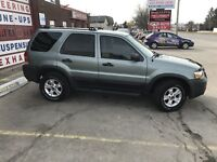 2007 FORD ESCAPE XLT - ONLY 83K!  ESTATE SALE $8900 CERTIFIED London Ontario Preview