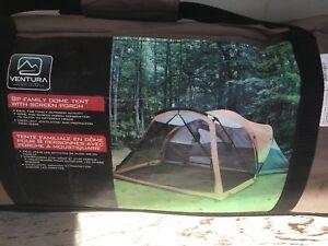 Venture dome tent