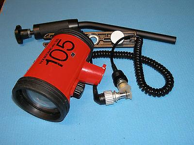 System-Blitzgerät Nikonos SB-105, komplett, §