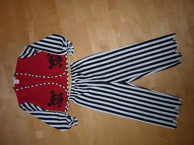 eeräuber Gr 140 Kostüm Fasching Karneval Faschingskostüm TOP (Coole Piraten-kostüme)