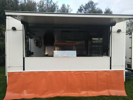 Mobile food Van Baxter Mornington Peninsula Preview