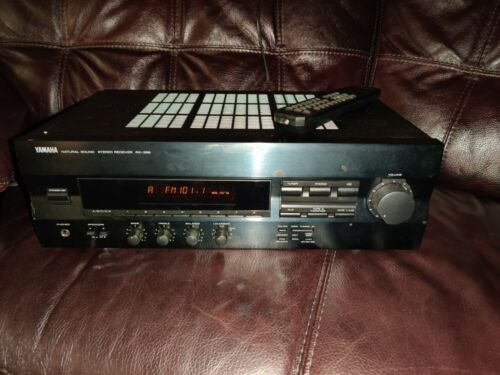 Yamaha RX 396 2 Channel 100 Watt Receiver