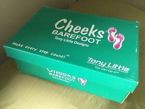Cheeks Barefoot Tony Little size 6.5 (New)