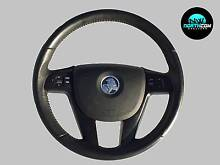 VE SS LEATHER STEERING WHEEL Malaga Swan Area Preview