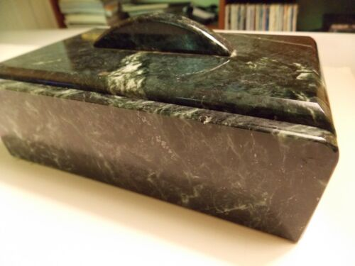 Vermont Marble Cigarette Box