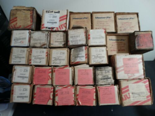 HUGE LOT OF 29 WATER HEATER ELEMENTS 240v  CHROMALOX MASTERFIT