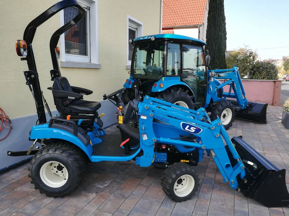Kompakttraktor LS MT1.25 Traktor, Rasentraktor, Schlepper SOFORT! in Neu-Anspach