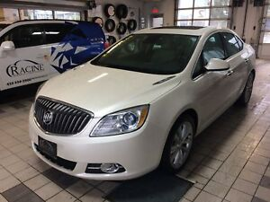 2014 Buick Verano Leather Package,, CUIR, TOIT OUVRANT