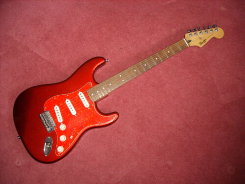 Squier Vintage Modified Stratocaster Red