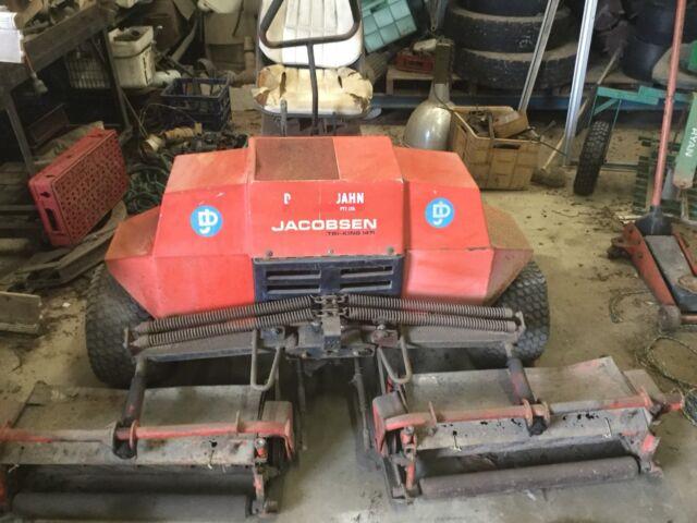 Jacobsen Tri King Greens Mower Lawn Mowers Gumtree