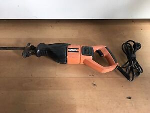 WORX Electric Reciprocating Saw 900W - (WX401) Brunswick East Moreland Area Preview