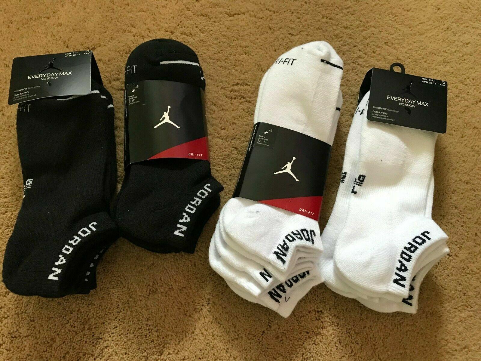 air jordan no show socks 3 pair