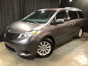 2016 Toyota Sienna LE 7 Passagers AWD **PORTES AUTOM** 76 399KM*