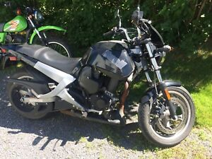 Buell Blast (Not able to register) 500cc