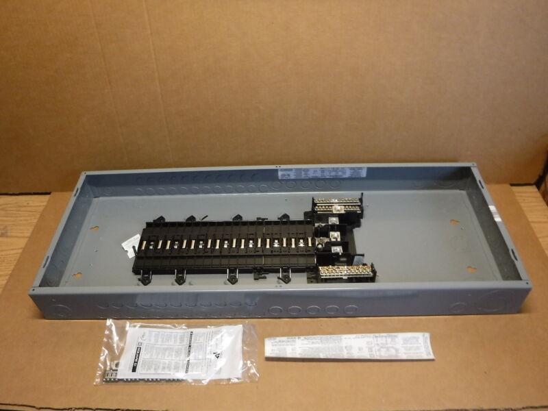 Square D Circuit Breaker 225A 40299-876-01 Enclosure Electrical