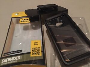 HTC One Otter Box Phone Case (authentic)