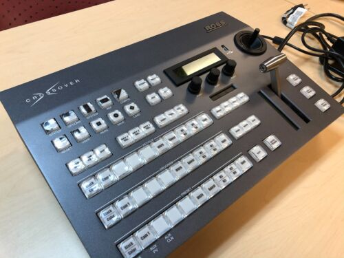Ross CrossOver Solo 12 12 Input HD-SDI Professional Video Switcher