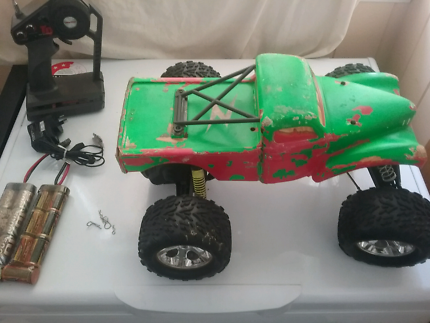 Traxxas stampede rtr in great condition