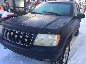Grand jeep Cherokee Limited 2002 4.7 L V-8
