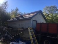 Gunners Demolition!! WE DO ROOF'S !!
