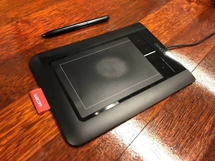 Wacom Bamboo Tablet - CTH-460