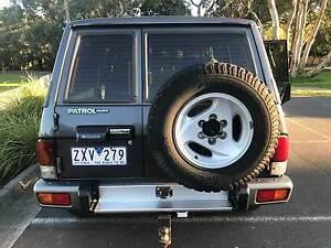 Nissan GQ Patrol Wagon 4.2 EFI 1992 Heathmont Maroondah Area Preview