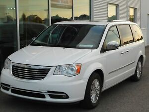 2014 Chrysler Town & Country Limited **CUIR**TOIT**CAM RECUL**BL